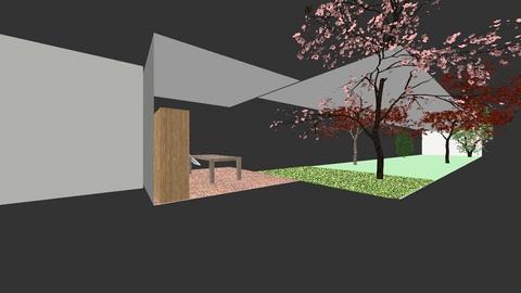 mollix e gaggioli s house - Living room  - by martinacardia
