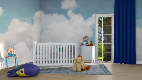 Nursery - Kids room - by Sanja Pipercic