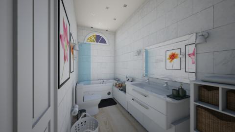 House1 Bathroom - Modern - Bathroom - by Leticia Camargo_175