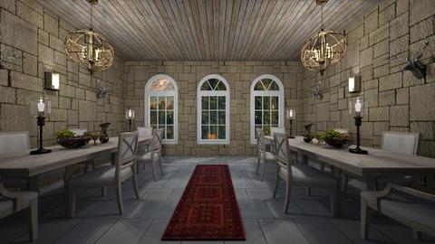 restaurant - by Spencer Reid