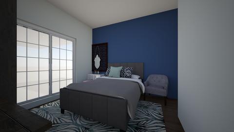 bilik tidur - by ashikin10786
