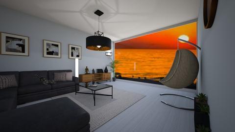 relaxing room - by rukayye