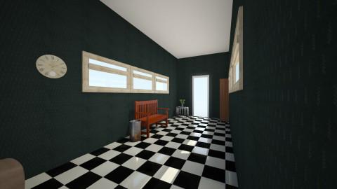 Hallway - Glamour - by Holly Breuer