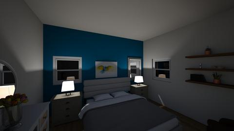 M bedroom - Bedroom - by Muthue