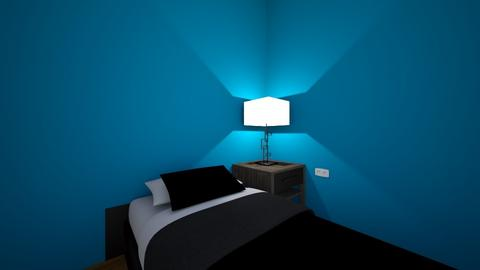 mazra3a room guest bed - Kids room  - by Yaso Hinnawi