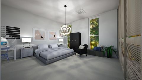sleep - Bedroom  - by New York Mets