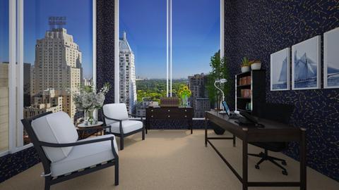 Manhattan Office - by VeroDale