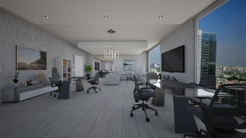SEDESOL OWN OFFICE - Office - by Carlos Gonzalez_886