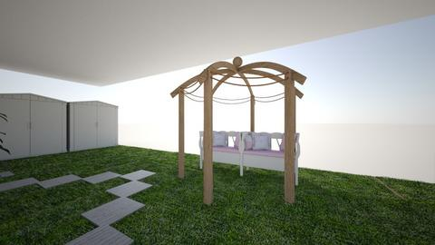backyard - Garden - by aniterteryan