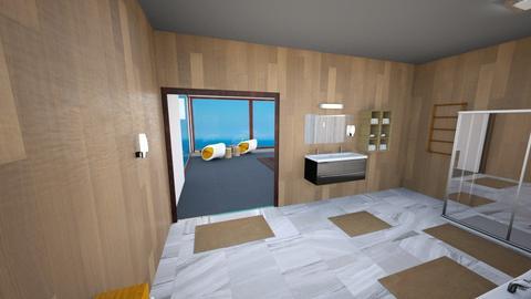 Bedroom - Bedroom - by stic