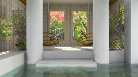 indoor swimming pool 2 - Glamour - by Siti Idrus