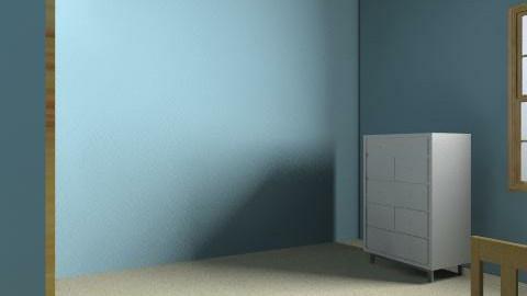 bed - Vintage - Bedroom  - by JoBarton