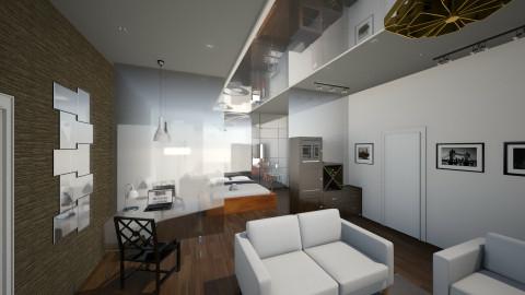 Van der Valk - Modern - Bedroom - by purpleyesi