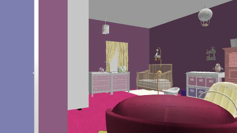 babys room - Modern - Kids room  - by kcheer33