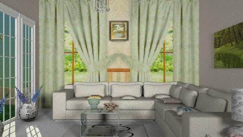Simpatico - Minimal - Living room  - by milyca8