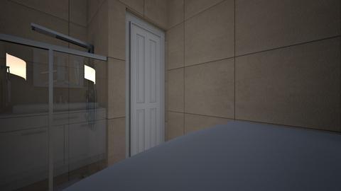 Chicago Apt Bathroom 5 - Bathroom  - by SammyJPili