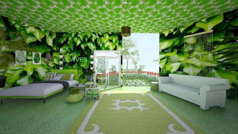 Lovely Leaves   - Modern - by InteriorDesigner111