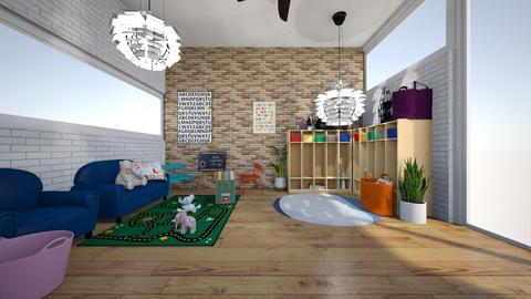 Preschool - by Haylies_rooms