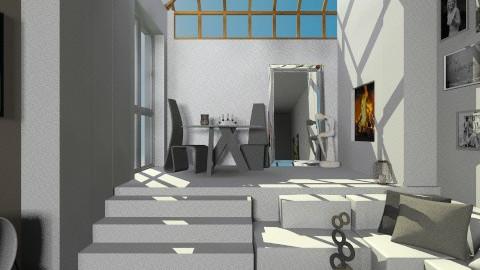 ADA - Living room - by Alexandra Krezia