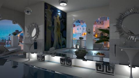 Grecian Bath - by ZsuzsannaCs