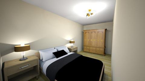 Miegamasis - Bedroom  - by JurgaVSRC