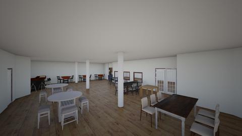 Kantine 5 - Vintage - Dining room  - by marcaado