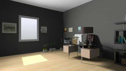 asdfghjmk - Modern - Office - by anagomes