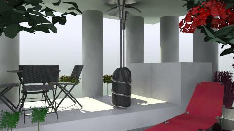 outdoor paradise - Modern - Garden  - by gemmalou42