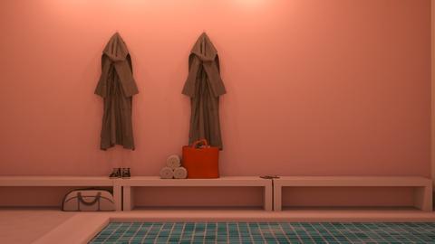 Relaxing Pool - by MilksDaBunz