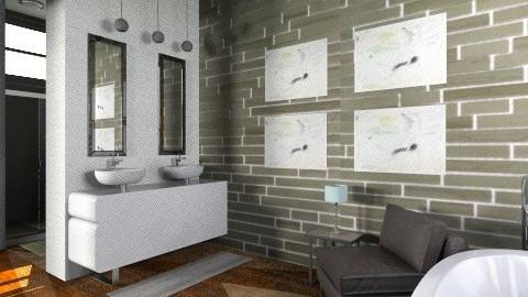 Lynnz Master BathRoom - Classic - Bathroom  - by BriaFaith
