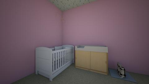 Djenifer Semedo - Kids room - by kathleengriffin