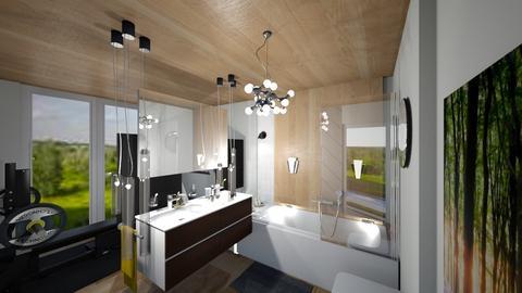 lazienka3 - Bathroom  - by aasiula18
