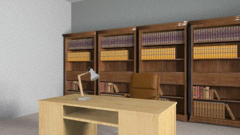 Atticus - Classic - Office - by newzport