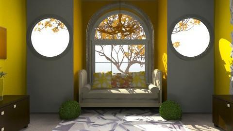 Good Morning - Living room - by lou_lou_belle