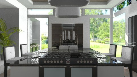 Down by the River - Kitchen  - by ATOMIUM