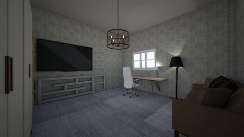 Tantea Alexandru - Bedroom  - by Alex Tantea
