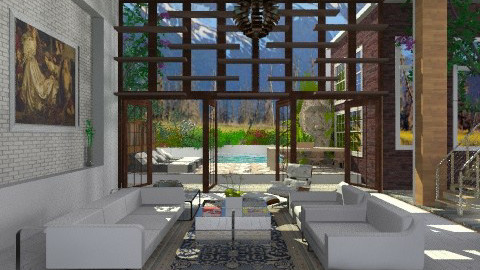 Spa House Living - Modern - by Your well wisher
