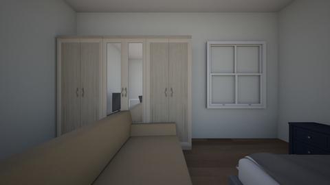 bedroom - Modern - Bedroom  - by mehdi555