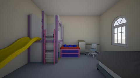 Dream room - by tweety516
