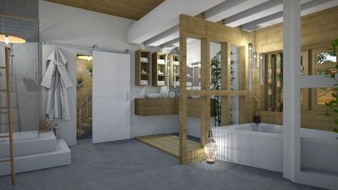 Soak It In - Modern - Bathroom  - by Gurns