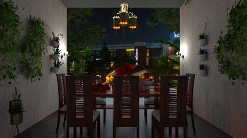 dining room - Modern - Dining room  - by Malshi