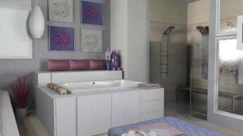Spa Day - Bathroom  - by jenshadow_222
