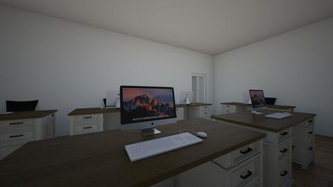 ruang RM - Modern - Office  - by rainegan1234