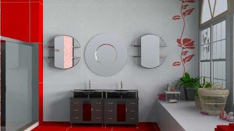 candored - Modern - Bathroom  - by aceitunilla