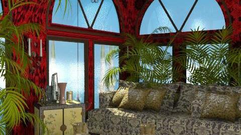 magic - Glamour - Living room  - by janetski2