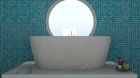 Ebeveyn Banyosu3 - Glamour - Bathroom  - by pelin1286