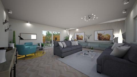 modern living room - Modern - Living room  - by Ana Cuellar