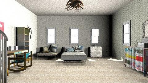 kseniya15 - Retro - Bedroom  - by kseniya15