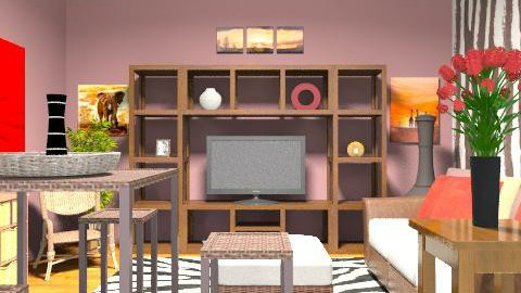 Room - Eclectic - by laruue