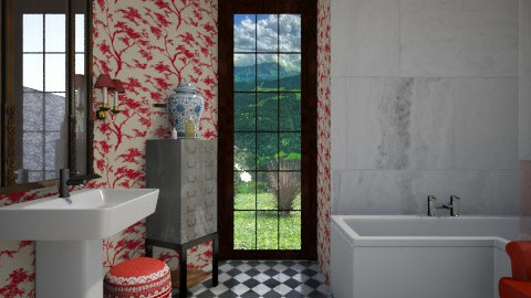 Oldstyle Bath - Classic - Bathroom  - by 3rdfloor